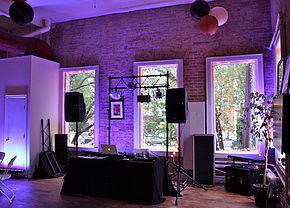 DJ Equipment Rental Packages